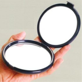 Compact Magnifying Mirror