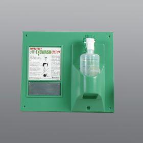 Emergency Eyewash Station with Empty Bottle, 32 oz.