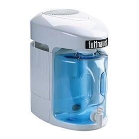 Tuttnauer Water Distiller 1.0 gal. Capacity 9-1/2 X 15 X 16 Inch 120 VAC / 60 Hz 750 W Post Carbon Filter
