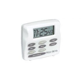 Triple Timer Clock