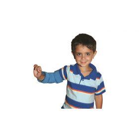 Comfy  Pediatric Goniometer Elbow Orthosis w Neoprene Cover