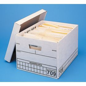File Folder Storage Box - Economy
