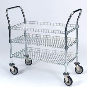 Heavy Duty Cart  3 Shelf