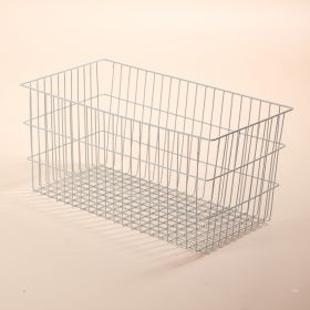 """Basket For Folding Wire Cart w/ 6"""" and 12"""" Baskets, 12 Inch"""