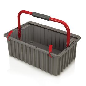 Security Transport Tote with Lid