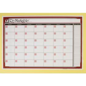 Monthly Planner - Blank Calendar