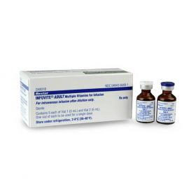 Infuvite Infusion, Adult, 5 Dose / Box