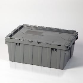 Hinged Lid Transfer Box - 5550-01G