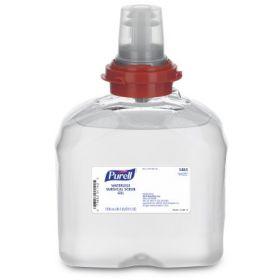 Surgical Scrub Purell 1200 mL Dispenser Refill Bottle 70% Strength Ethyl Alcohol / Isopropyl Alcohol / Glycerin