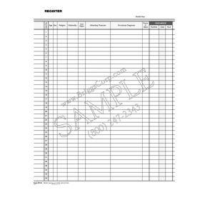 Register Books 570-B