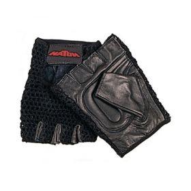 Push Glove Hatch Half Finger Small Black Hand Specific Pair