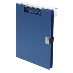 Clipboard - Poly - Covered - Blue
