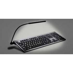 Keyboard LED Light Black