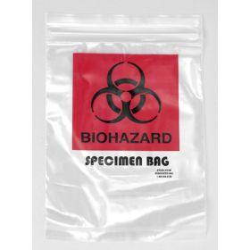 Specimen Transport Zip Closure Bags 61-1493