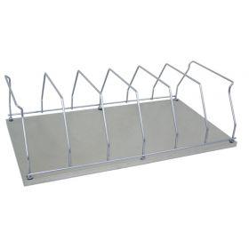 Porta-Cart Chart Caddy Carrier, 6 Capacity