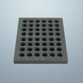 """Foam Sealing Tray for Class A 3/8"""" Shallow Round Blisters"""
