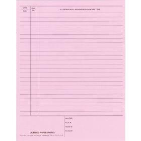 Licensed Nurses Notes