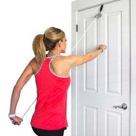 DMI DOOR PULLEY EXERCISE SET FOR SHOULDER AND ARM EXERCISE