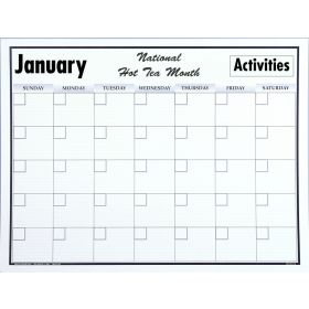Phrase of the Month Wall Calendar