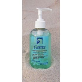 Hand Sanitizer with Aloe Gentell  4 oz. 681278CS