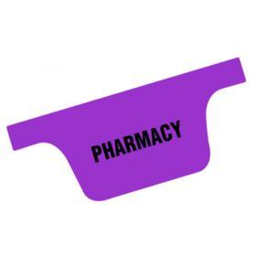 Chart Divider Tab - Pharmacy - Tvyek - Bottom