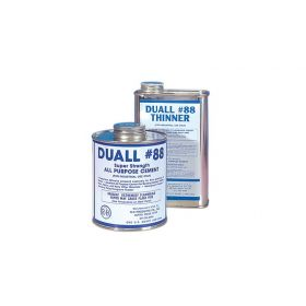 Duall #88 Cement and Thinner