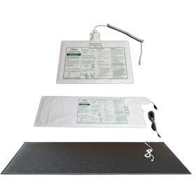 Caregiver Corded Sensor Pads, (Bed, Chair and Floor Mat)