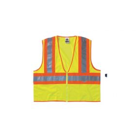 GLoWEAR  ANSI Class 2 High-Visibility Two-Tone Vests