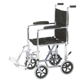 Lightweight Aluminum Transport Chair