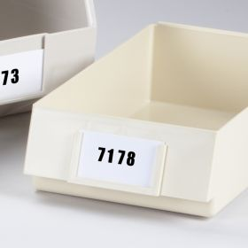 Bin Labels - 1000 per package