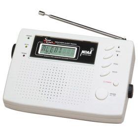 WRP-50 All-Hazards Alert (NOAA) Radio
