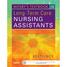 Mosby's Long-Term Care Nursing Assistants, 7th Edition - Textbook
