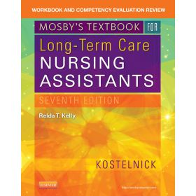 Mosby's Long-Term Care Nursing Assistants, 7th Edition - Workbook