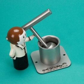 Stainless Steel Tablet Pulverizer