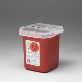 Tray-Size Sharps Container, 20 oz.