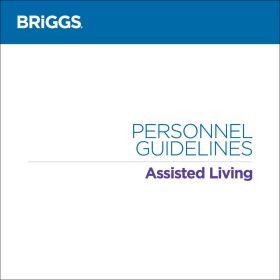 Personnel Guidelines For Assisted Living