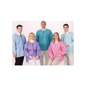 Lab Jacket ValuMax  Extra-Safe  Light Pink Medium Hip Length