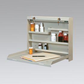 Drug Storage Wall Desk