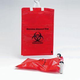 Dressing Disposal Bags, 11-3/8 x 16-7/8