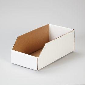Corrugated Shelf Caddies, 6x4.5x12