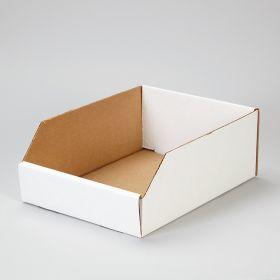 Corrugated Shelf Caddies, 9x4.5x12