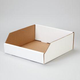 Corrugated Shelf Caddies, 12x4.5x12