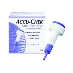 Roche ACCU-CHEK  Safe-T-Pro  Plus Lancets