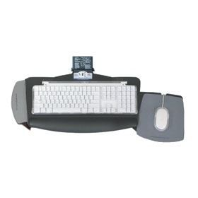 ISE Keyboard Tray, Shallow Depth