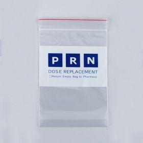 Easy-Write Reloc Zippit  Bags, PRN, 2-mil