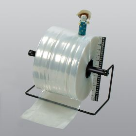 Poly Bag Tubing Stand, 12 Inch Or Less Widths