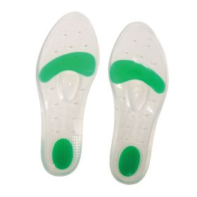 Stein'S Silicone Dual Density Comfort Shoe Gel Insoles768-1114-0001