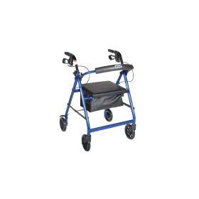 Aluminum Four Wheel Rollator