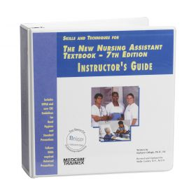 New Nursing Assistant - Instructors Guide, 8th Edition