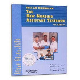 New Nursing Assistant Textbook 8th Edition